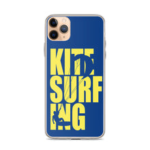 Load image into Gallery viewer, Kitesurfing Neon - iPhone Case