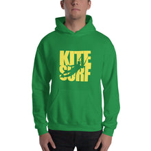 Load image into Gallery viewer, Green Kitesurfing Hoodie