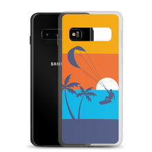 Load image into Gallery viewer, Kitesurfing Sunset - Samsung Case (BPA free)