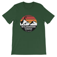 Load image into Gallery viewer, Wilderness Kitesurfing Adventure - 100% cotton Kitesurfing T-shirt