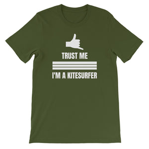 Trust me - 100% cotton Kitesurfing T-shirt