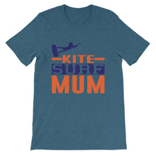 Load image into Gallery viewer, Kitesurf Mum - 100% cotton Kitesurfing T-shirt