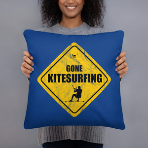 Gone Kitesurfing - Kitesurfing Cushion
