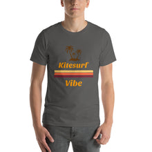 Load image into Gallery viewer, Kitesurf Vibe - 100% cotton Kitesurfing T-shirt
