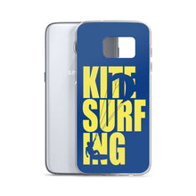 Load image into Gallery viewer, Kitesurfing Neon - Samsung Phone Case (BPA free)