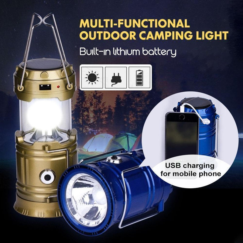 Multi-functional Outdoor Camping Light