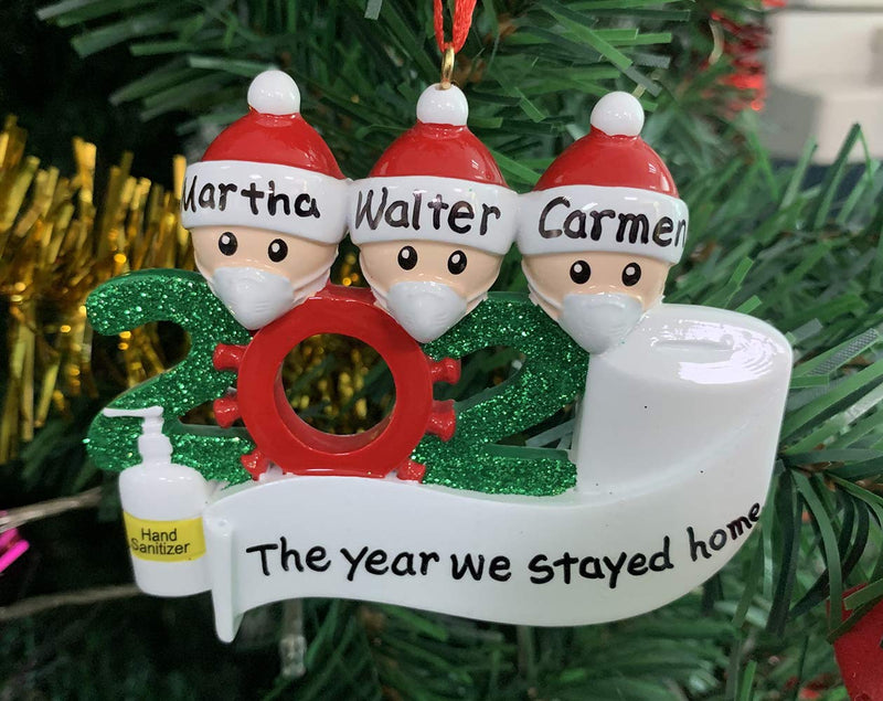 Christmas Hot Sales - 2020 Dated Christmas Ornament