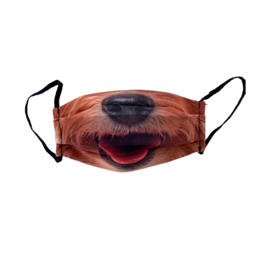 Yorkshire Terrier Face Mask