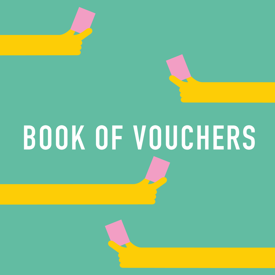 Book of Lunch Vouchers