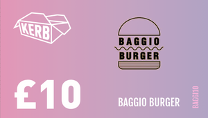 Support Baggio Burger!
