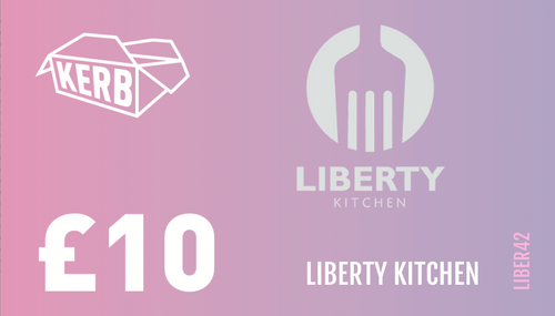 Support Liberty Kitchen!