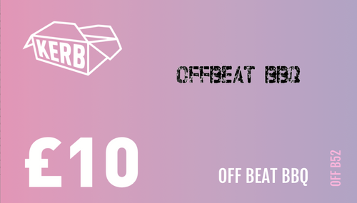 Support Off-Beat BBQ!