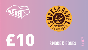 Support Smoke&Bones!