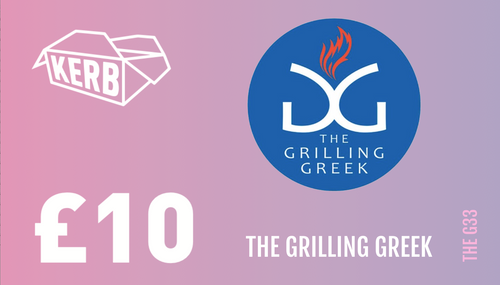 Support The Grilling Greek!