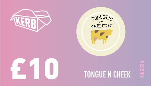 Support Tongue N Cheek!
