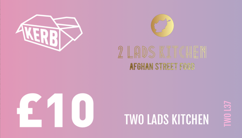 Support Two Lads Kitchen!
