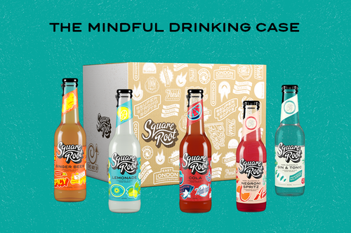 Square Root - Mindful Drinking Case