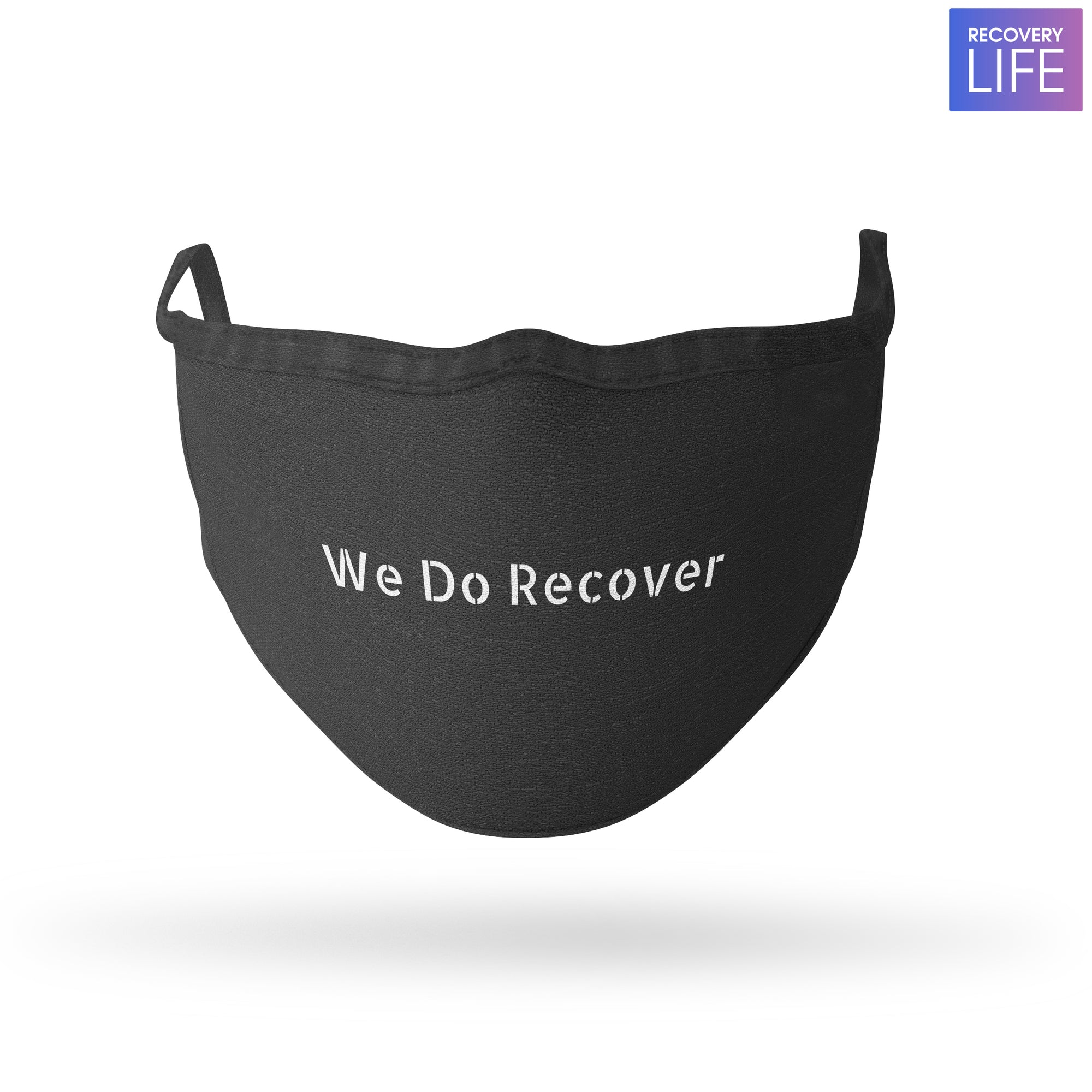 We Do Recover Face Mask
