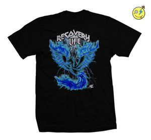 RL Phoenix Rising Heavy Weight Tee
