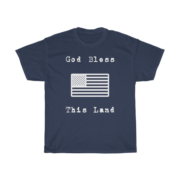 God Bless This Land Tee