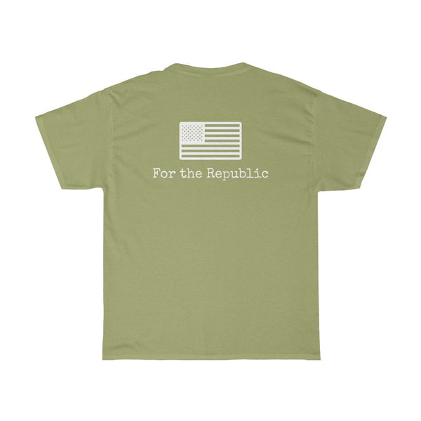Party-Free American T-Shirt