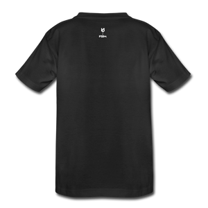 "Kid's KJ ""BIG BODY"" tee - black"