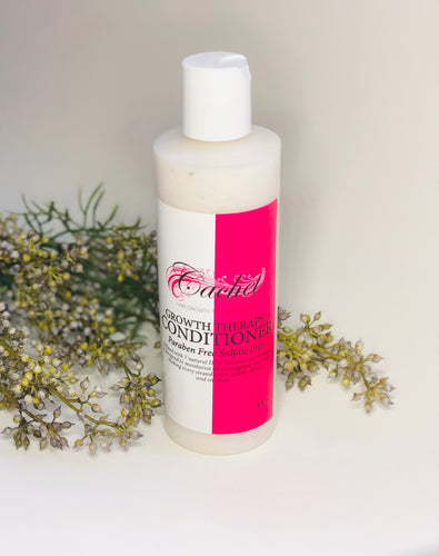 Cachét Growth Therapy CONDITIONER (Paraben free, Sulfate Free)