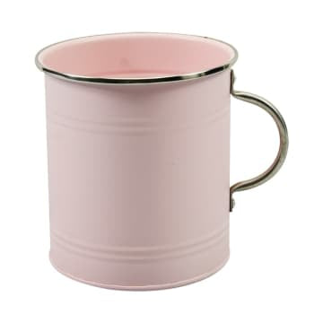 Ataru 350 Ml Stainless Steel Mug - Pink