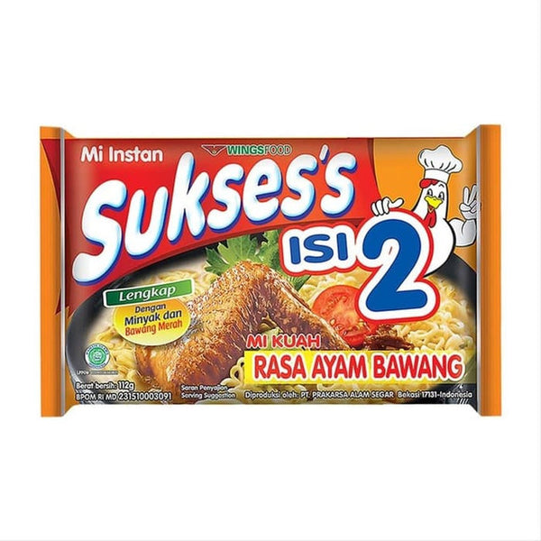 Sukses Mie Kuah [111gr]