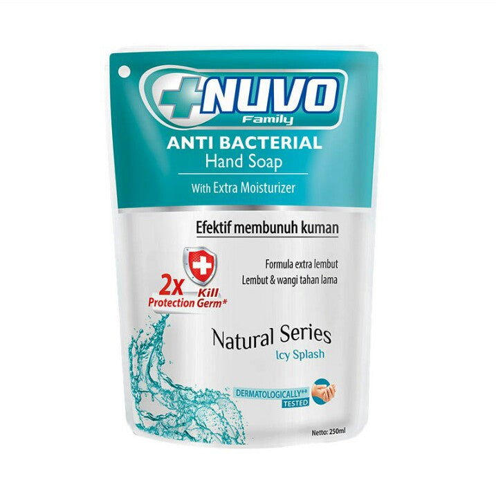 Hand Soap Nuvo Pouch [250mL]
