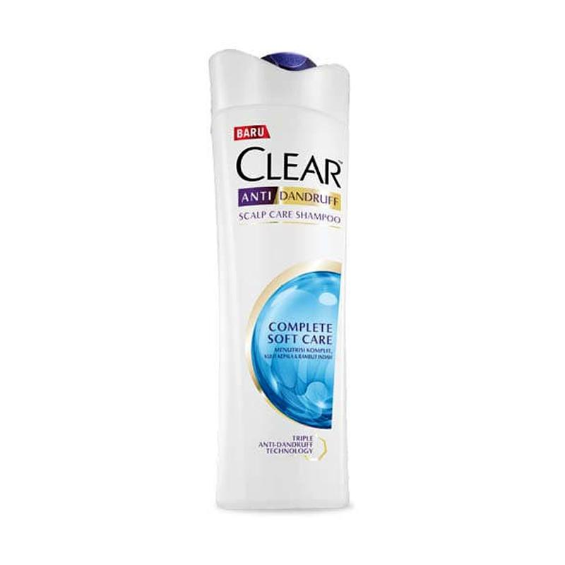 Clear Shampoo Anti Dandruff Complate Soft Care [160mL]