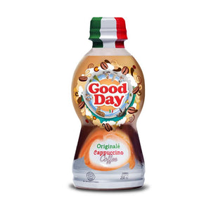 Good Day Coffee Drink Cappuccino [250mL]
