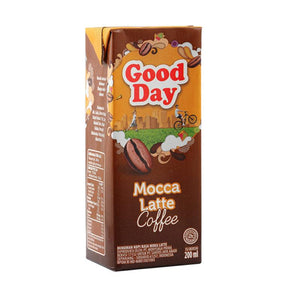 Good Day Coffee Drink Mocca Latte [200mL]