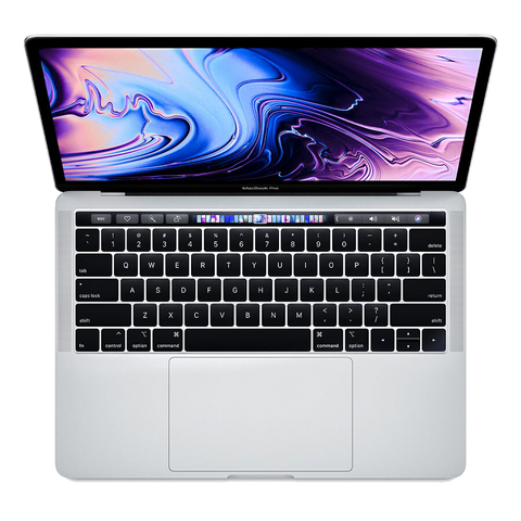 Macbook Pro 2019 Touchbar MUHR2 Silver