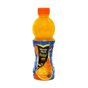 Minute Maid Juice Pulpy Orange [300mL]