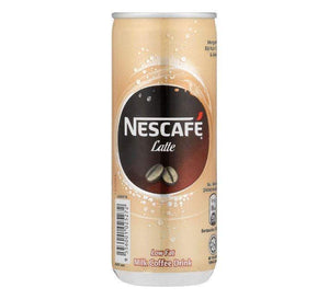 Nescafe Ice Coffee Latte [240mL]