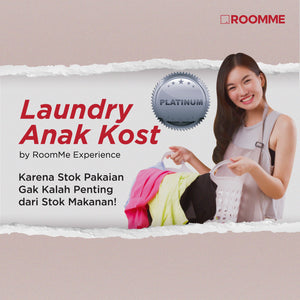 Laundry by RoomMe Experience [Platinum Package]