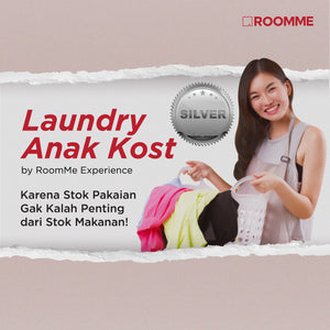 Laundry by RoomMe Experience [Silver Package]
