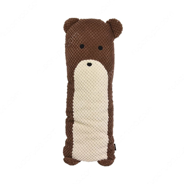 Ataru Bantal Sofa Bear - Cokelat