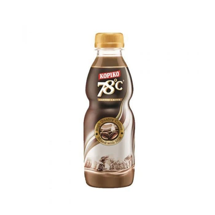 Kopiko Coffee Latte 78C [240mL]
