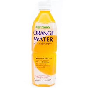 You C1000 Isotonic Drink Orange Water [500mL]