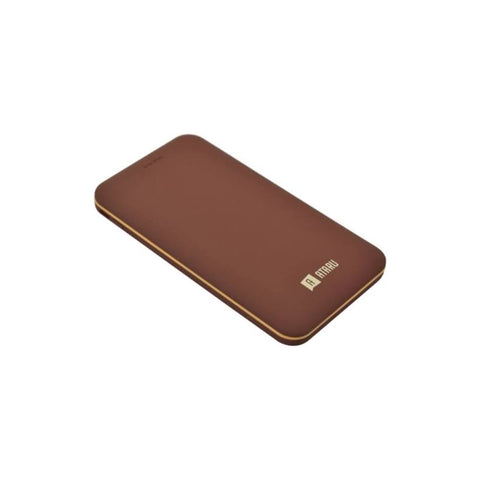 Ataru Omni Power Bank 10000 Mah - Cokelat