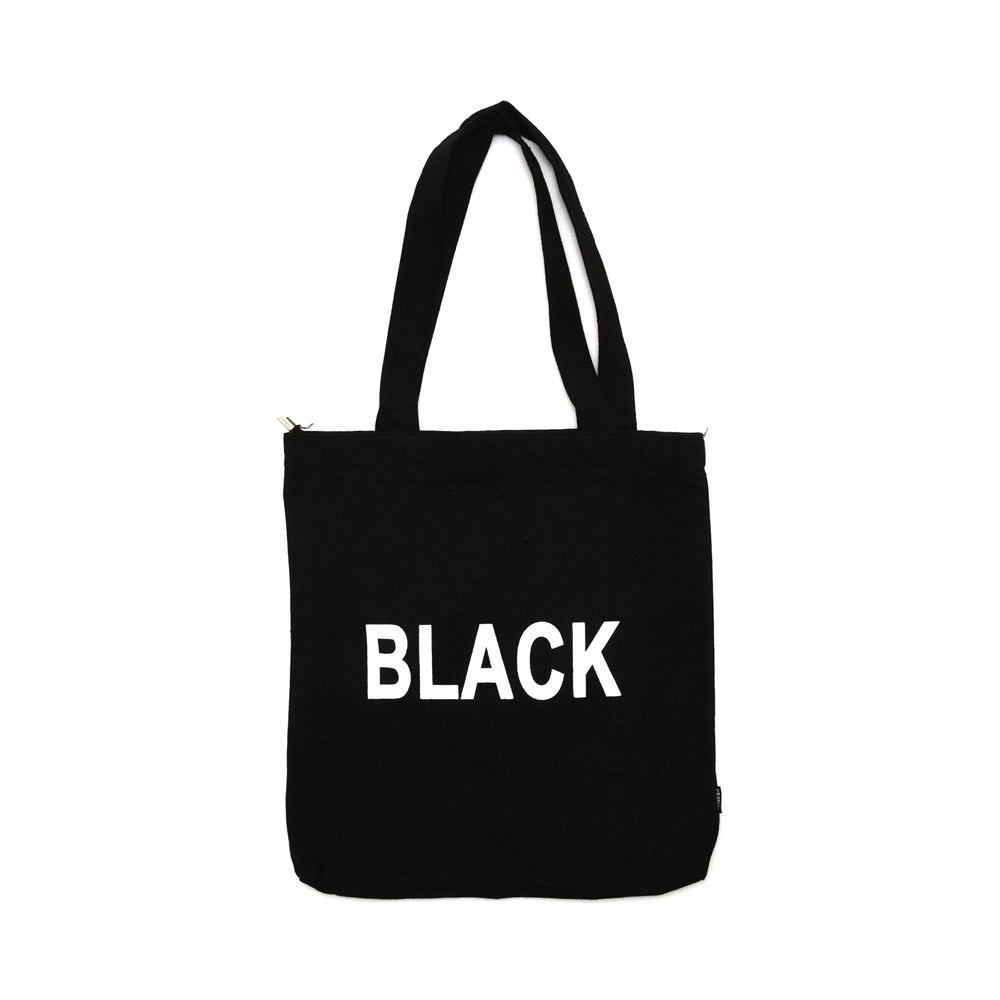 Ataru Tote Bag Words- Hitam