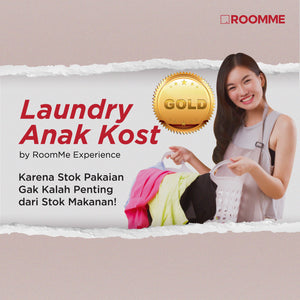 Laundry by RoomMe Experience [Gold Package]