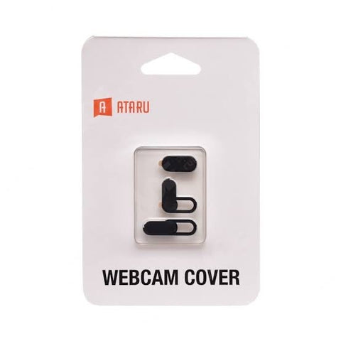 Ataru Webcam Cover 3 Pcs