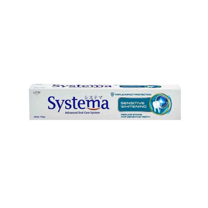 Systema Toothpaste Sensitive White [105g]