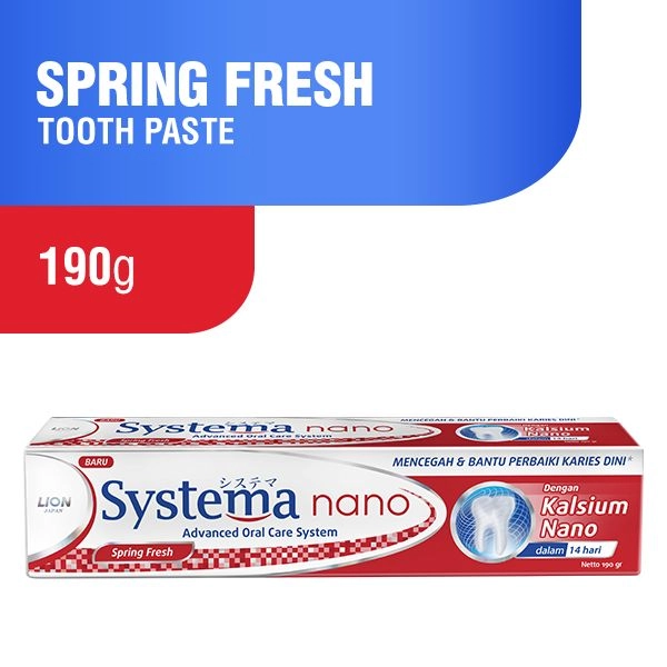 Systema Toothpaste [190g]