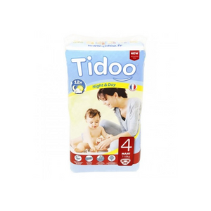 Couches 7-18Kg Tidoo