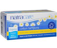 Tampon Applicateur Super Natracare