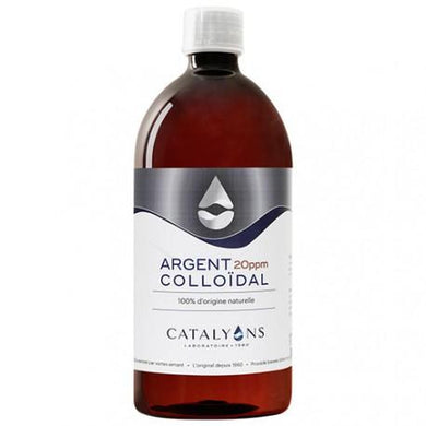 Argent Colloïdal (1L) | Catalyons